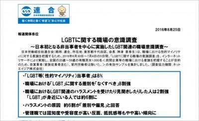 LGBT意識調査